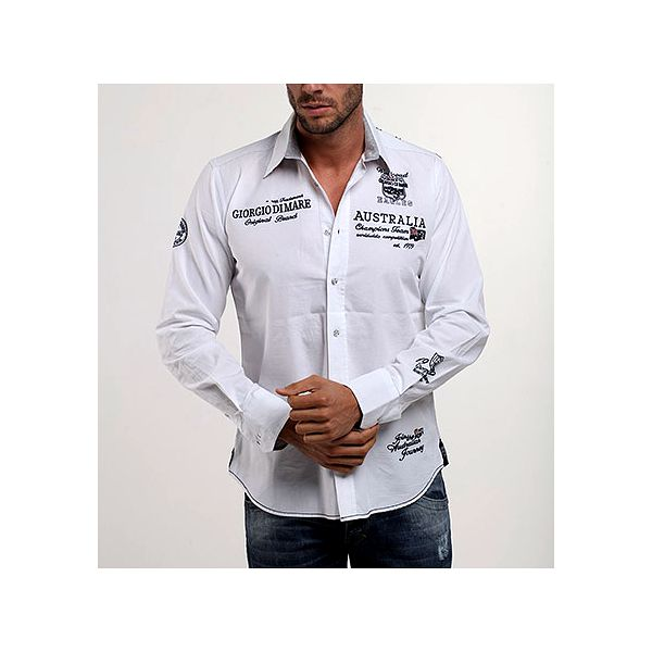 Bílá košile Australia