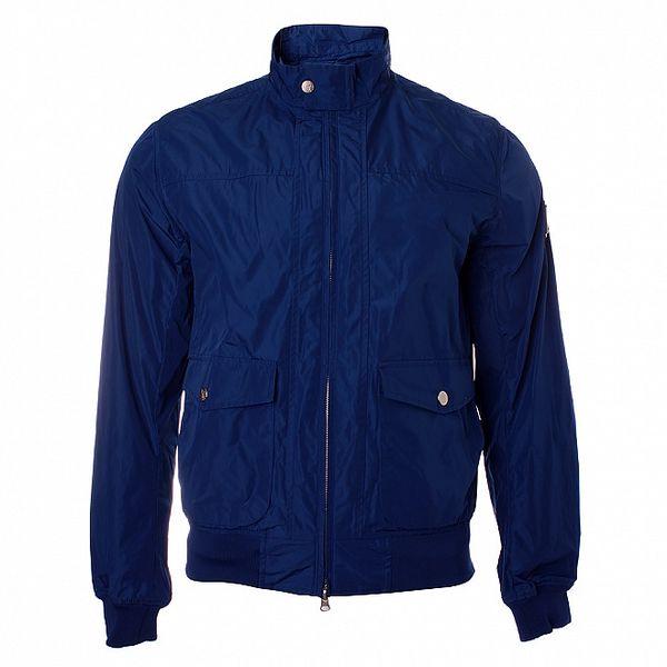 Pánska modrá bunda Refrigue