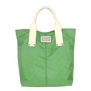 Dámska trávovo zelená kabelka s béžovými ušami Princess Cult