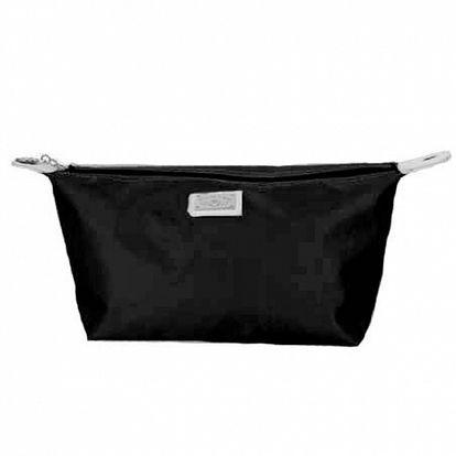 Dámska čierna mini kabelka s odopínateľným popruhom Princess Cult