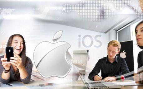 ŠKOLENÍ SYSTÉMU iOS za skvělých 899 Kč! Pořidili jste si přistroje Apple a chcete pomoci s prvními krůčky? Chcete Apple využívat naplno? Potom hledáte právě nás a slevu 40%!