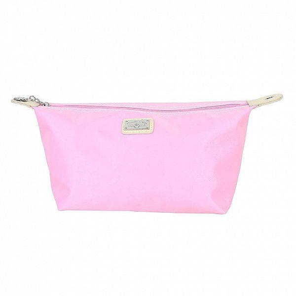 Dámská světle růžová mini kabelka s odepínatelným popruhem Princess Cult