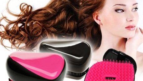 Designový kartáč na vlasy se slevou 63 %