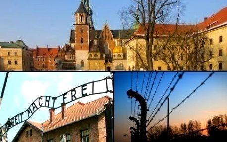 Celodenní zájezd do Osvětimi a Krakowa!