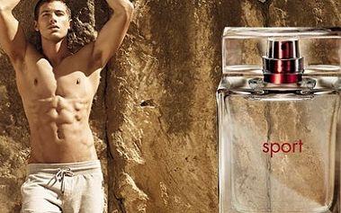 DOLCE & GABBANA The One Sport - toaletná voda pre pánov 100 ml s rozprašovačom za 26 € vrátane poštovného!