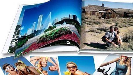 Luxusní fotokniha a fotosešit již s 55% slevou!