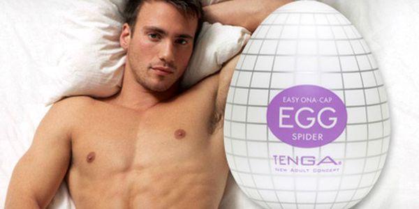 Tenga Egg: chvíle vzrušení do vaší dlaně. Mějte se rádi, dopřejte si to NEJ!