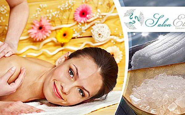 Královská thajská masáž v Salonu Elite v délce 60 minut