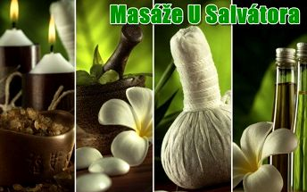 Partnerské aroma - relaxační masáže za 740 Kč