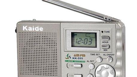 Mini rádio s digitálním displejem a poštovné ZDARMA! - 127