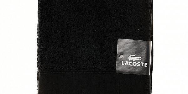 Veľká čierna osuška Lacoste