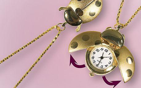 Řetízkové hodinky Beruška