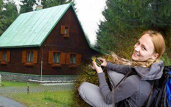 Jarní, letní nebo podzimní relax na CHATĚ ve Vysokých Tatrách až pro 8 osob