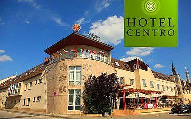Wellness pobyt PRO DVA v hotelu Centro****!