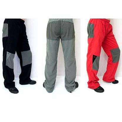 Nezničitelné teplákové kalhoty pro muže se slevou 50 %