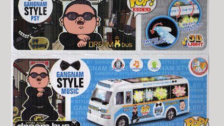 Autobus Gangnam Style len za 6 eur!