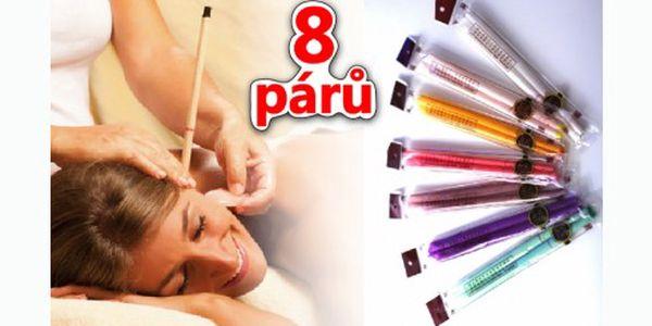 16 kusů ušních svící za 189 Kč. Účinná pomoc při problémech dutin, dýchacích cest, rýmě atd. Ušní svíce jsou stará osvědčená čínská terapie, která posiluje imunitu a čistí uši.
