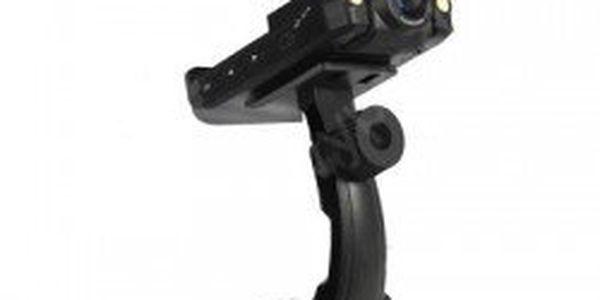 """Přenosná Auto Minikamera + Fotoaparát, s vysokým HD rozlišením, mikrofonem, 2,0"""" LCD monitorem"""