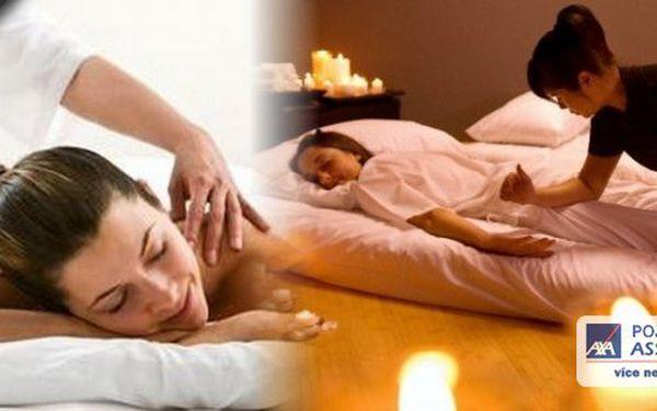 Ulevte tělu od bolesti zad pomocítradiční thajské masáže se slevou 67%!Příjemné prostředí, skvělá cena. To jeEsmíra studio