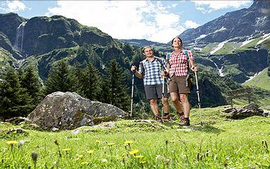 Mittersill na 4 nebo 5 dní s all inclusive ligh a wellness. Horské túry, cyklistika a relax v Salcbursku. Květen - listopad.