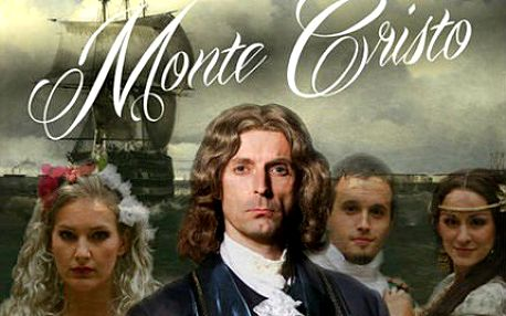 Vstupenka na muzikál Monte Cristo za polovinu!