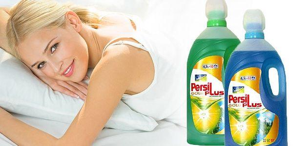 Tekutý prací gel Persil gold plus 4,5l s poštovným v ceně