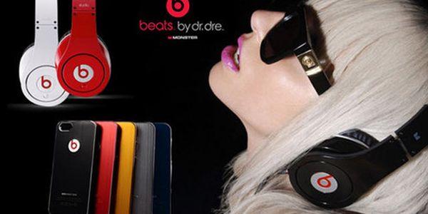 Sluchátka nebo obal na iPhone Monster Beats