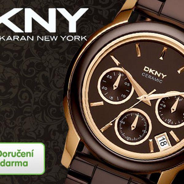 Dámské hodinky DKNY – doručení zdarma