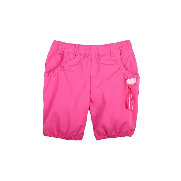 Ružové letné kojenecké nohavice Tuc Tuc