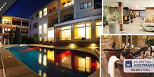LÁZNĚ LUHAČOVICE - pobyt v moderním lázeňském & wellness hotelu Niva pro 2 osoby na 3 dny s bohatou polopenzí a neomezeným vstupem do dvou bazénů!...