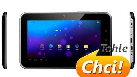Multimediální tablet A13 i s poštovným!