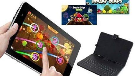 """Ultratenký moderní 7"""" bílý tablet s Androidem se slevou!"""