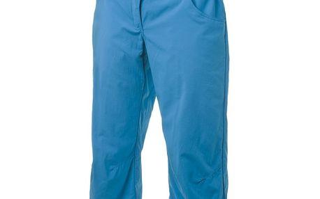 Dámské sportovní 3/4 kalhoty Alpine Pro modré