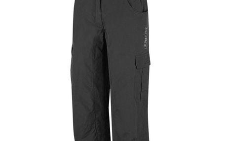 Dámské sportovní 3/4 kalhoty Alpine Pro černé