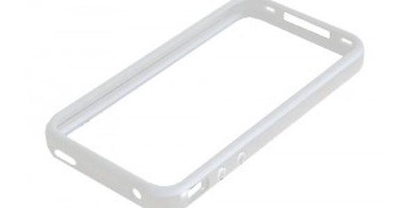 Neskutečná sleva - obal bumper pro iPhone 4 ochrání váš telefon před nárazy ze stran a před oděrkami!!