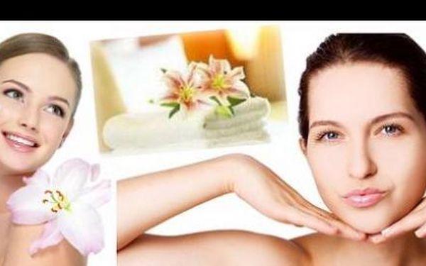 Luxusní kosmetické ošetření obličeje a dekoltu zaměřené na projasnění očního okolí se slevou 51 %: vychutnejte si 70 minut dokonalé relaxace s okamžitě viditelným výsledkem, konzultaci, diagnostiku pleti, úpravu obočí, masky, speciální masáže a mnohé další hýčkání přírodní kosmetikou gernetic.