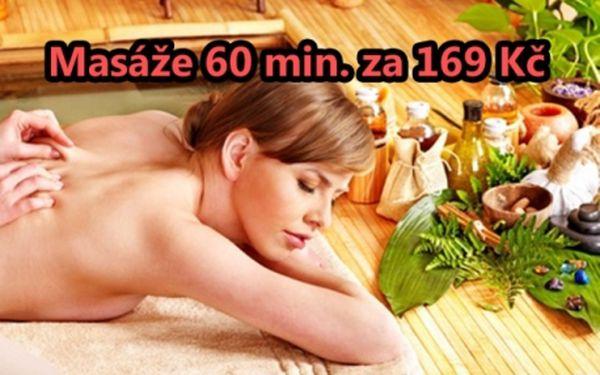 Nejnižší cena za 60 min. HAVAJSKÉ NEBO KLASICKÉ MASÁŽE ve studiu Malaxar! Kvalitní masáž zregeneruje vaší mysl i tělo!!!