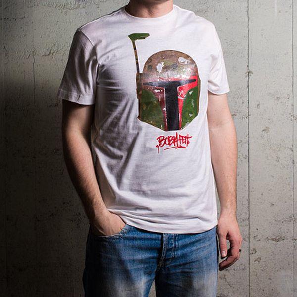 Bavlněné triko Boba Camo