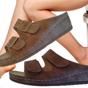 Zdravotní pantofle značky Koka vel. 36-40 a mnoho barev
