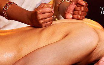 Celotelová ajurvédska masáž