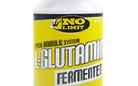 L-Glutamine - 100 kapslí. Stimuluje přeměnu svalových proteinů. Snižuje čas potřebný pro regeneraci svalů