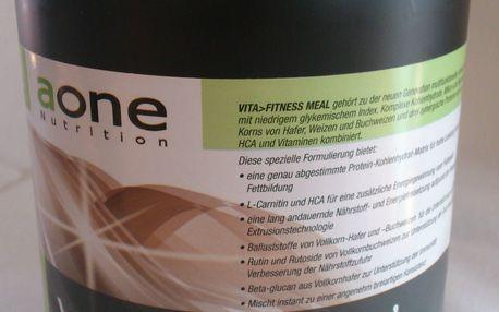 Vita Fitness Meal, náhrada stravy, 500 g, Aone