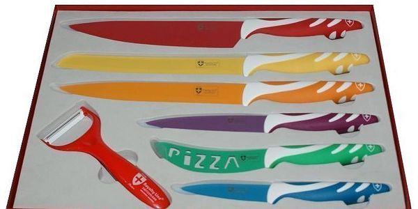 Swiss Home Sada 7 prvotřídních nožů RL-COL6