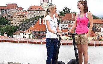 SEGWAY TOUR v Českém Krumlově pro 2 osoby