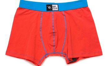 Rip Curl Poinsettia Red - úžasné pánské boxerky