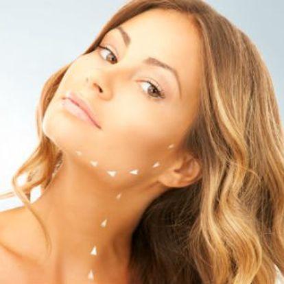 65minutové ošetření obličeje s liftingem i masáží!