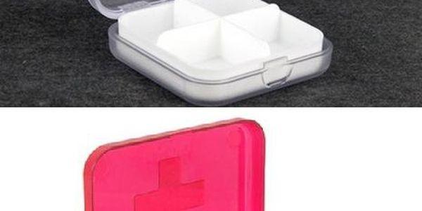 Praktický box na léky - na výběr ze 2 barev a poštovné ZDARMA! - 133