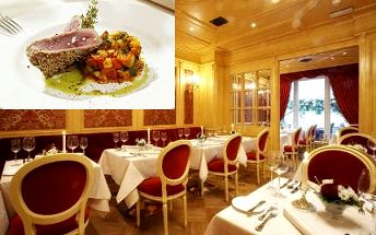 Exkluzivní jarní degustační menu v *****hotelu Royal Palace!