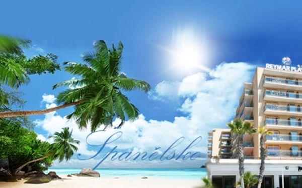 7-denní dovolená ve ŠPANĚLSKU pro DVA za neuvěřitelných 999 Kč!!! Ubytování ve 3* hotelu jen 50 m od pláže! Vybírat můžete ze dvou komfortních hotelů! Vouchery jsou platné až do konce října 2013! Sleva skvělých 86%!