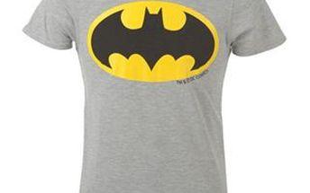 Dětské tričko s motivem Batmana